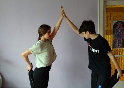 paros joga tinikkel 13